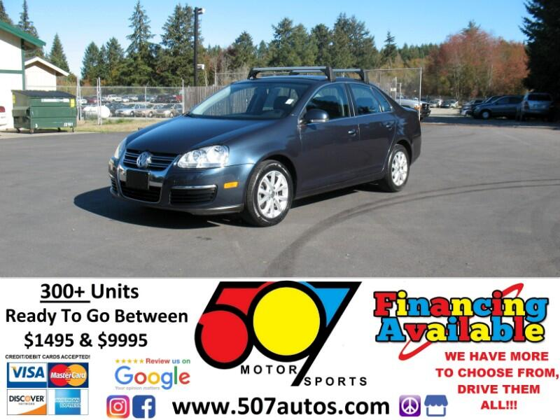 2010 Volkswagen Jetta Sedan 4dr Auto SE PZEV *Ltd Avail*