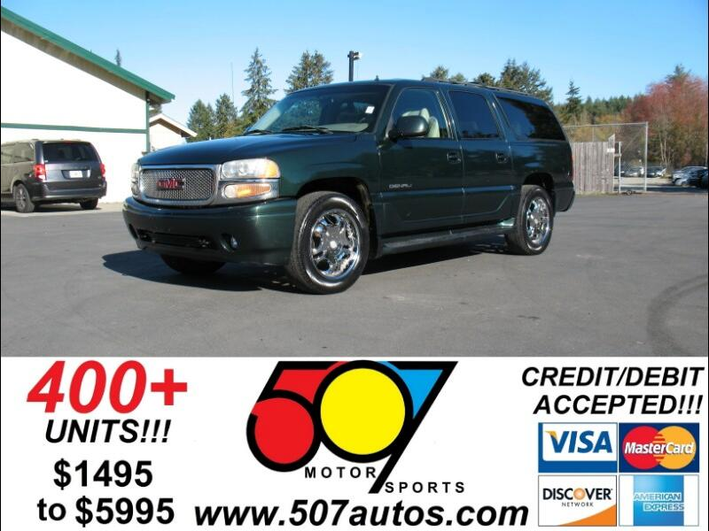 2002 GMC Yukon XL Denali 4dr 1500 AWD