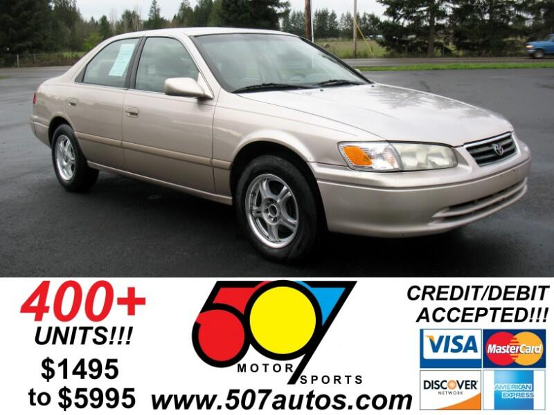 2001 Toyota Camry 4dr Sdn XLE Auto (Natl)
