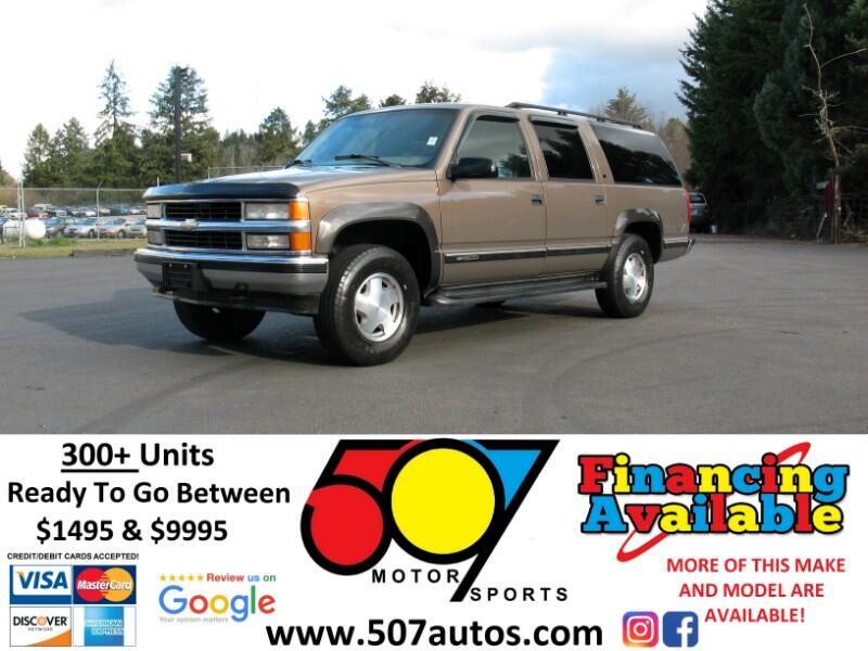 1997 Chevrolet Suburban 1500 4WD