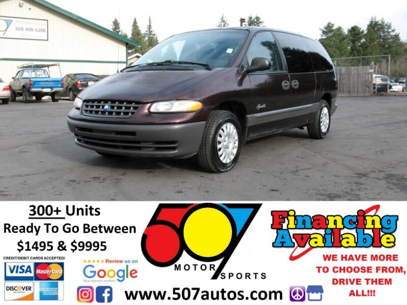 """1997 Plymouth Voyager 3dr Grand SE 119"""" WB"""