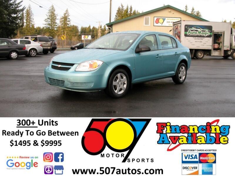 2006 Chevrolet Cobalt 4dr Sdn LS