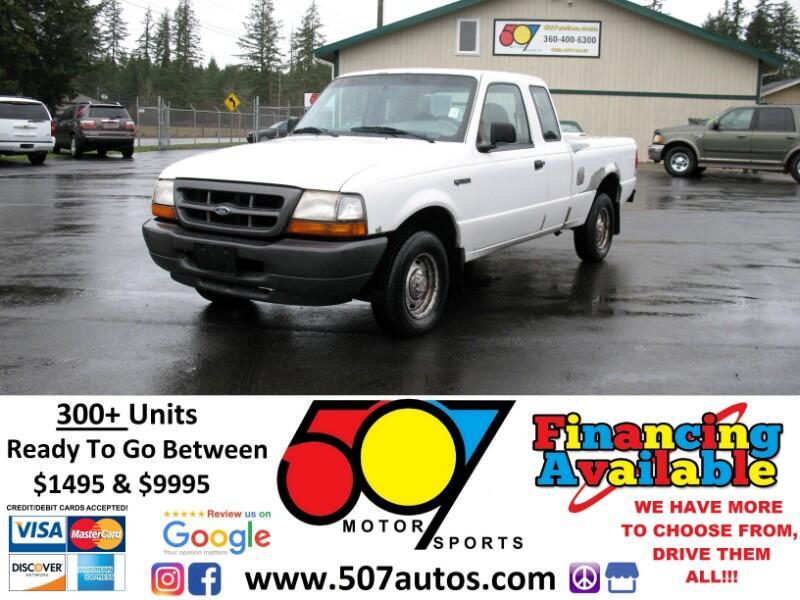 1999 Ford Ranger Supercab 126