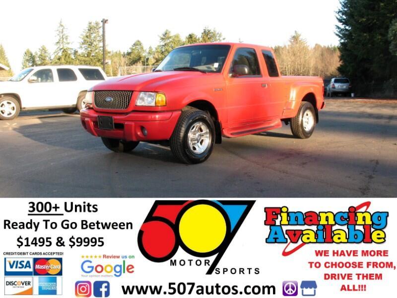 2002 Ford Ranger Edge 2WD