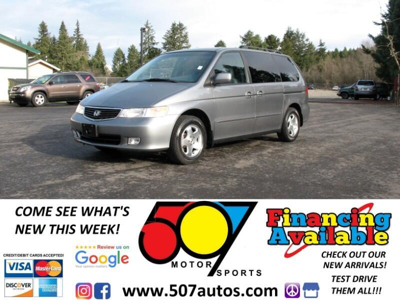 1999 Honda Odyssey 5dr 7-Passenger EX