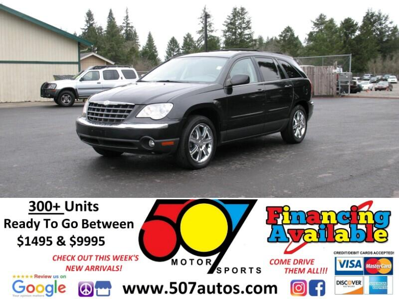 2007 Chrysler Pacifica 4dr Wgn Touring AWD