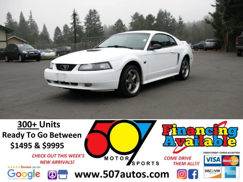 2000 Ford Mustang 2dr Cpe GT
