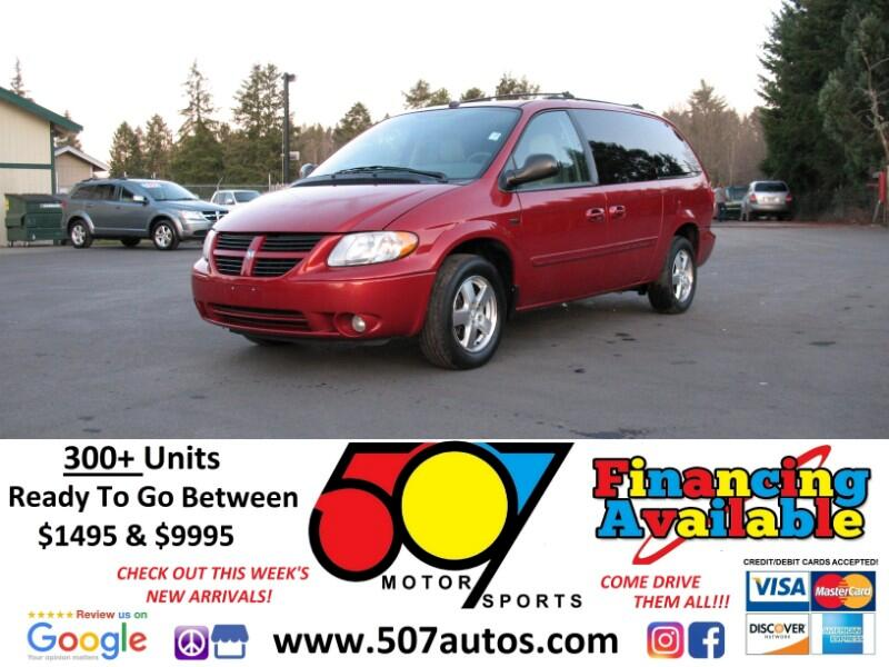 2005 Dodge Caravan 4dr Grand SXT