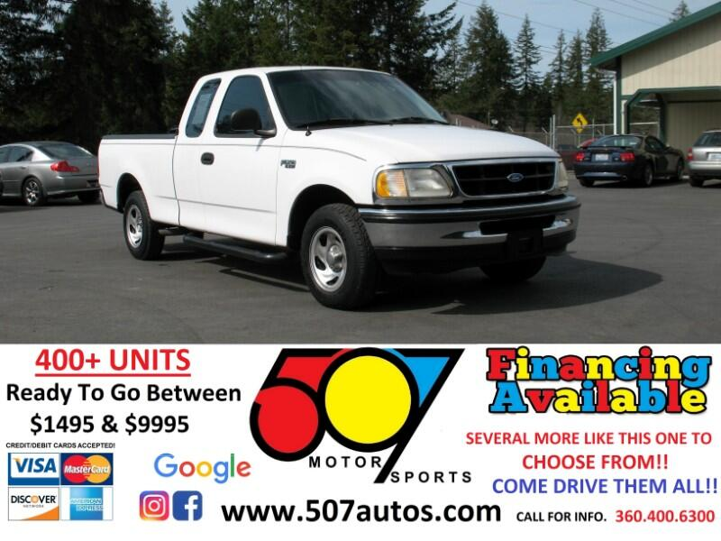 "Ford F-150 Supercab 139"" 1997"
