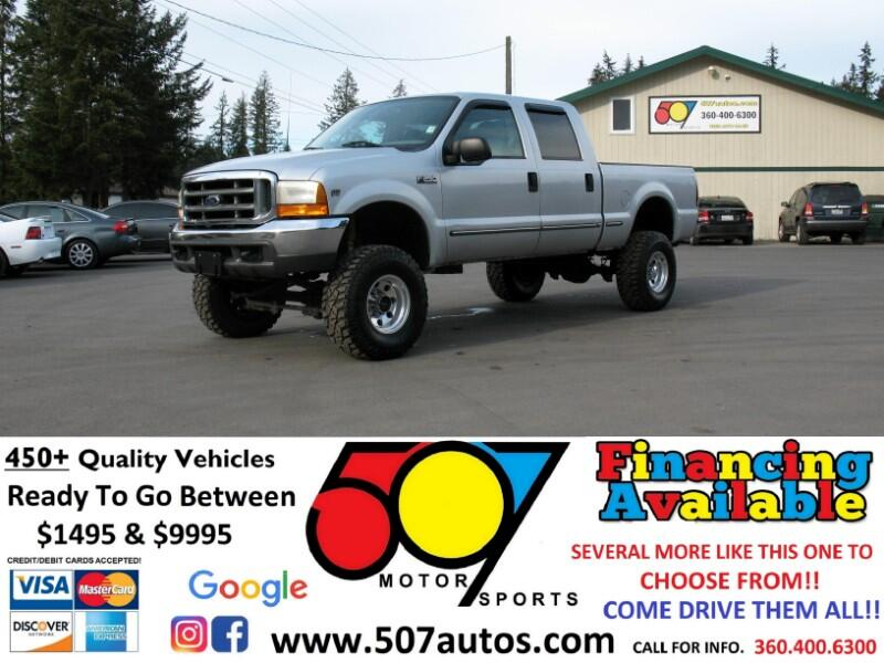 1999 Ford F-250 Lariat SuperCab 4WD