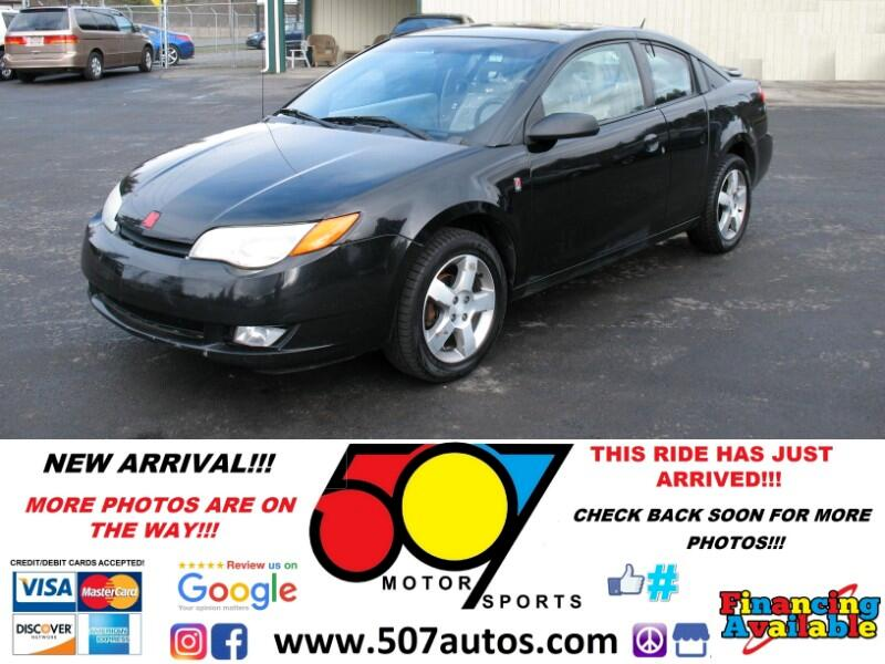 2006 Saturn ION ION 3 Quad Cpe Auto
