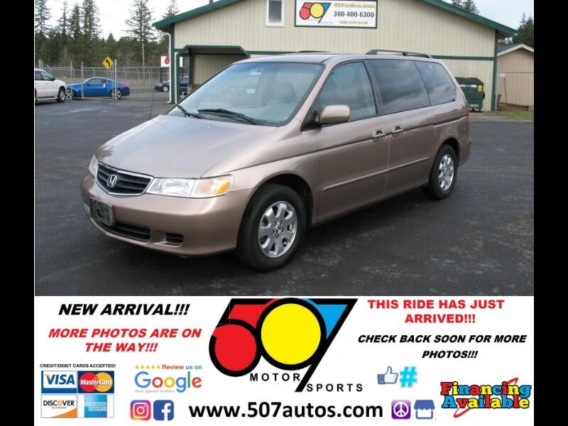 2003 Honda Odyssey 5dr EX-L w/Navigation/Leather