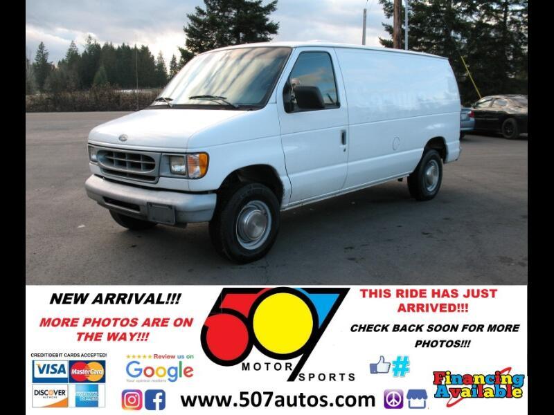 1998 Ford Econoline Cargo Van E-250