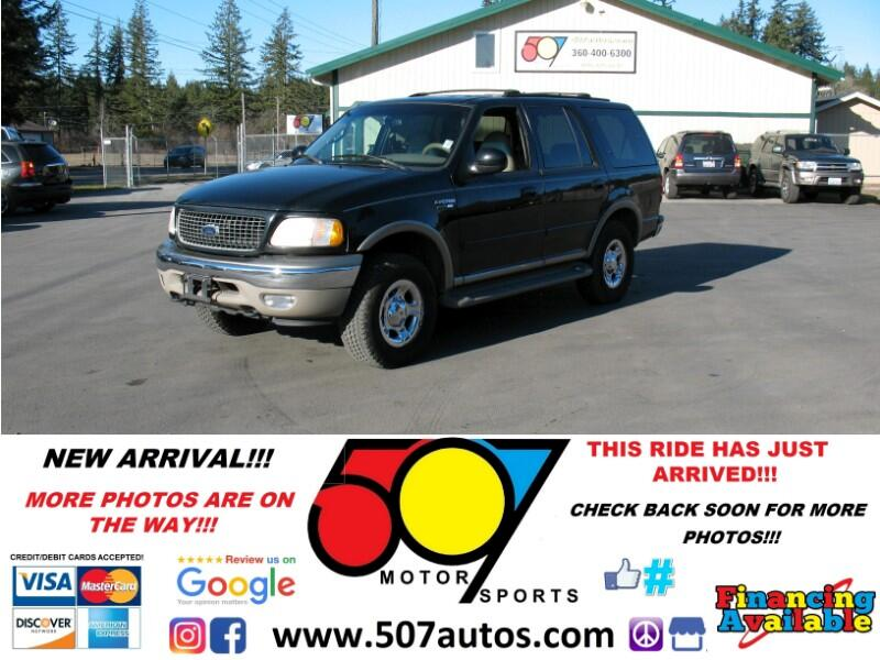 """2000 Ford Expedition 119"""" WB Eddie Bauer 4WD"""