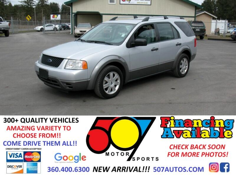 2005 Ford Freestyle 4dr Wgn SE