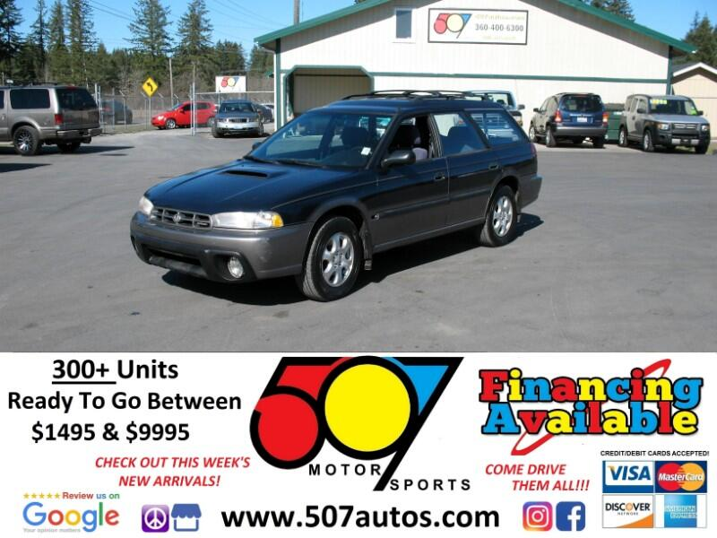 1998 Subaru Legacy Wagon 5dr Outback Auto OW Equip