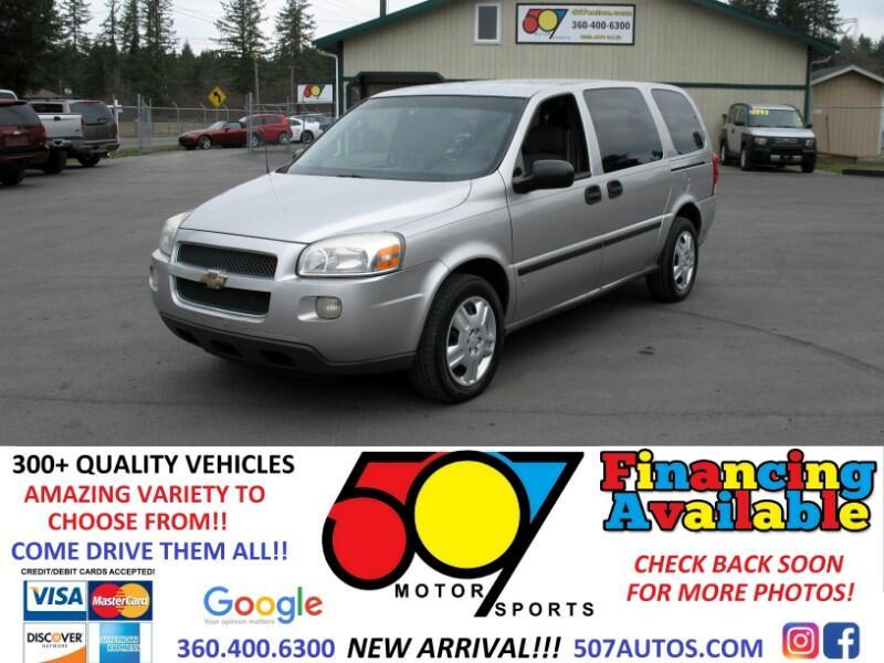 2006 Chevrolet Uplander 4dr FWD