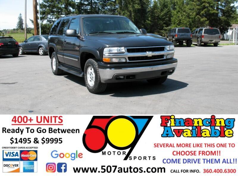 Chevrolet Tahoe 4dr 1500 4WD LS 2005