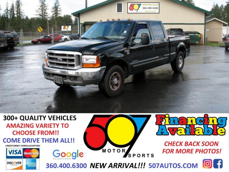 "Ford Super Duty F-250 Crew Cab 156"" Lariat 1999"