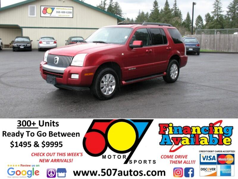 Mercury Mountaineer AWD 4dr V6 2007