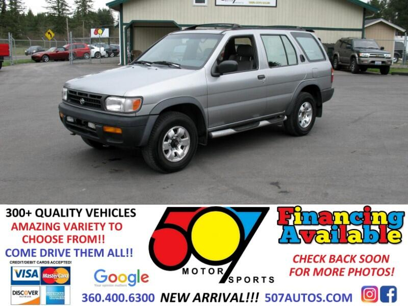 1998 Nissan Pathfinder 4dr XE Auto 4WD