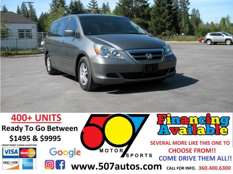 Honda Odyssey 5dr EX-L w/RES 2007