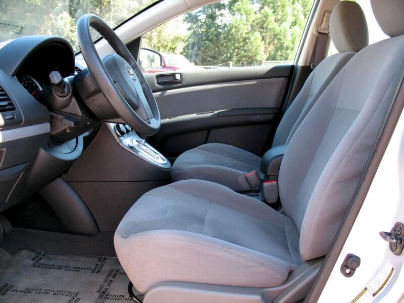 2012 Nissan Sentra SL 4dr Sedan