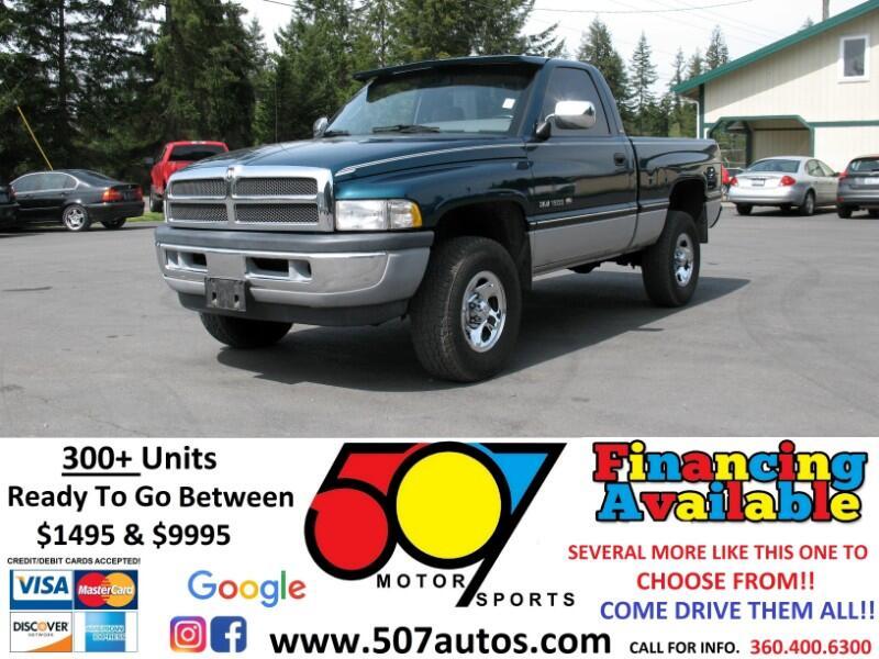 1995 Dodge Ram 1500 Laramie 4WD