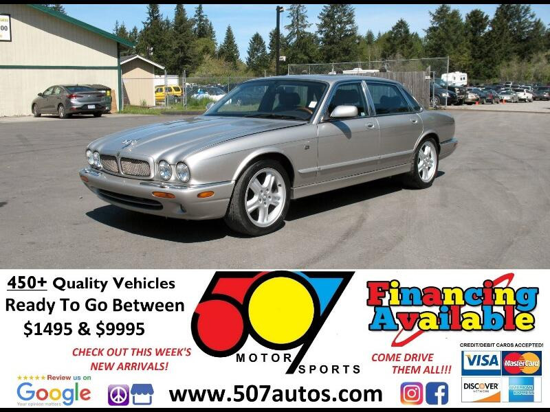 1999 Jaguar XJ Series Sedan 4dr Sdn Supercharged