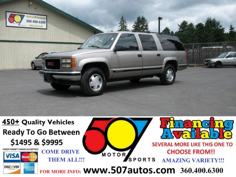 GMC Suburban 1500 4WD 1999