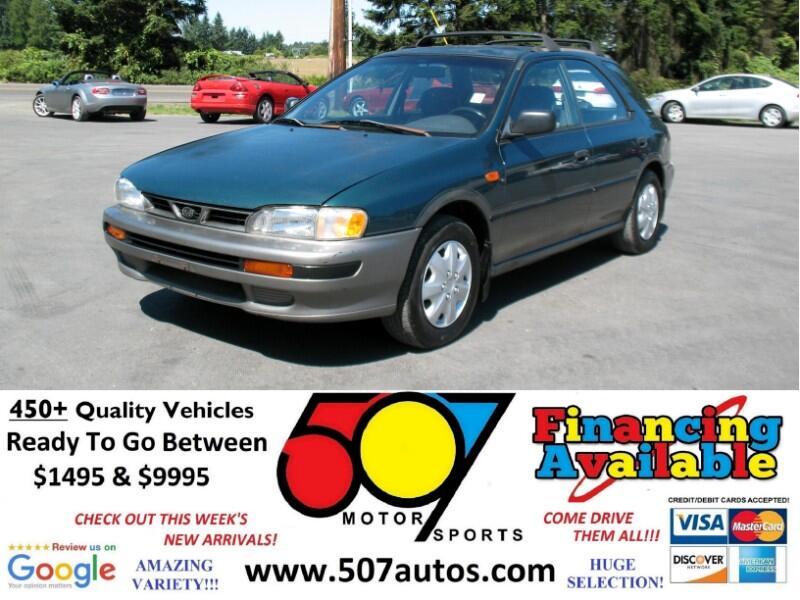 1995 Subaru Impreza Wagon 5dr Wagon LX