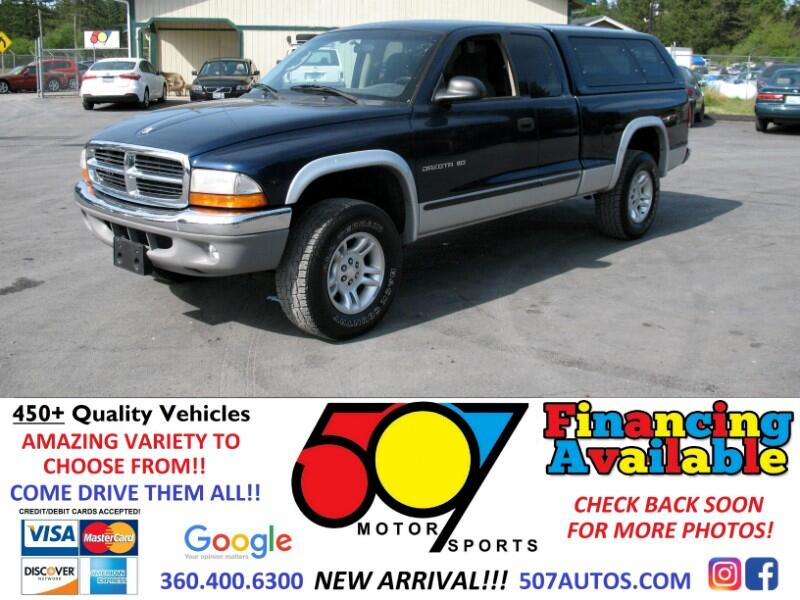 2001 Dodge Dakota Club Cab 131