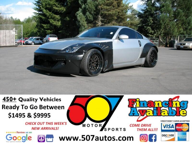 2003 Nissan 350Z Touring Coupe