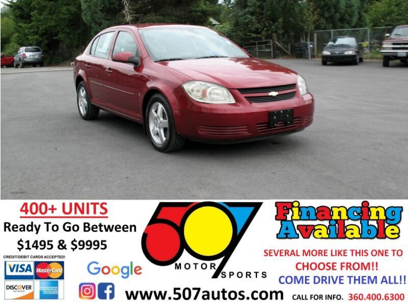 2009 Chevrolet Cobalt 4dr Sdn LT w/2LT