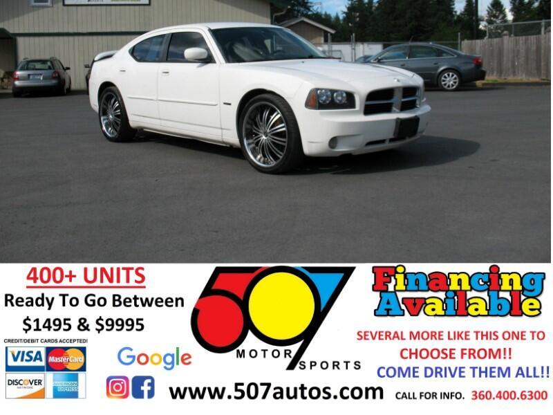 Dodge Charger 4dr Sdn 5-Spd Auto R/T RWD 2007