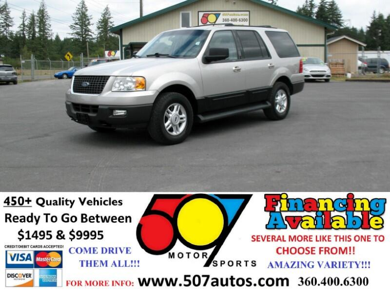 2004 Ford Expedition 4.6L XLT 4WD