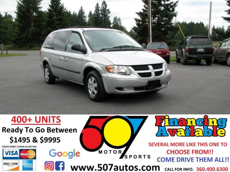 """2003 Dodge Caravan 4dr Grand Sport 119"""" WB"""