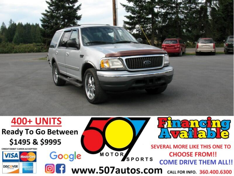 """2001 Ford Expedition 119"""" WB XLT"""