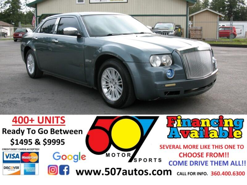 Chrysler 300 4dr Sdn 300 *Ltd Avail* 2005