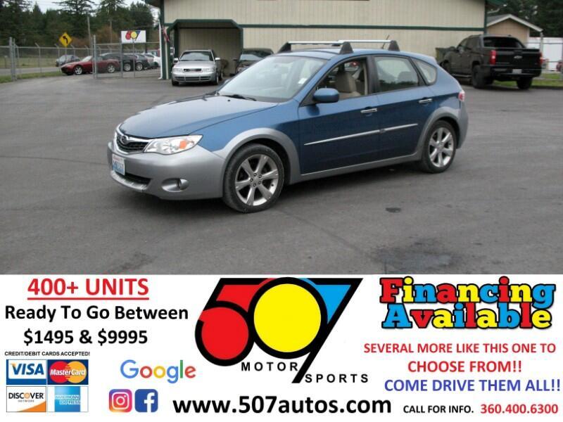 2009 Subaru Impreza Wagon 5dr Man Outback Sport