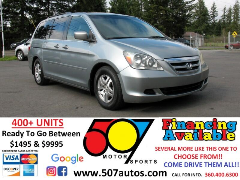 Honda Odyssey EX-L AT with RES 2005