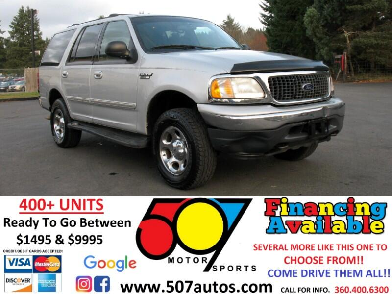 "Ford Expedition 119"" WB XLT 4WD 2000"