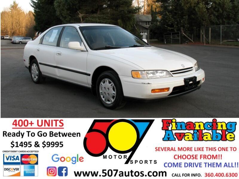 Honda Accord Sdn 4dr Sedan LX Auto 1995