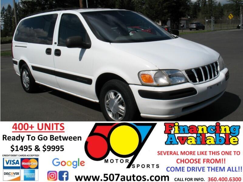 Chevrolet Venture 4dr Ext WB LT 1SD Pkg 2000
