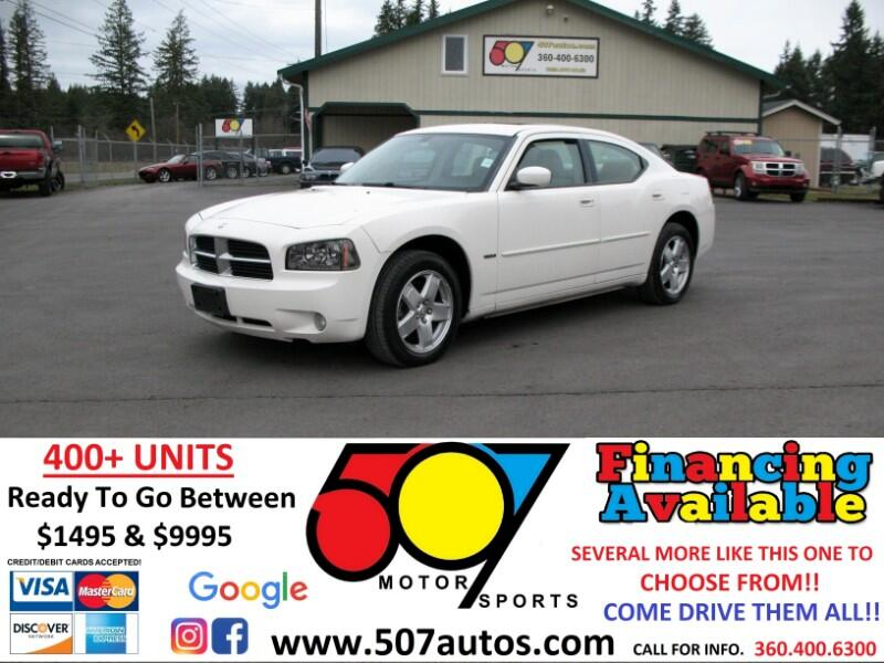 Dodge Charger 4dr Sdn 5-Spd Auto R/T AWD 2007