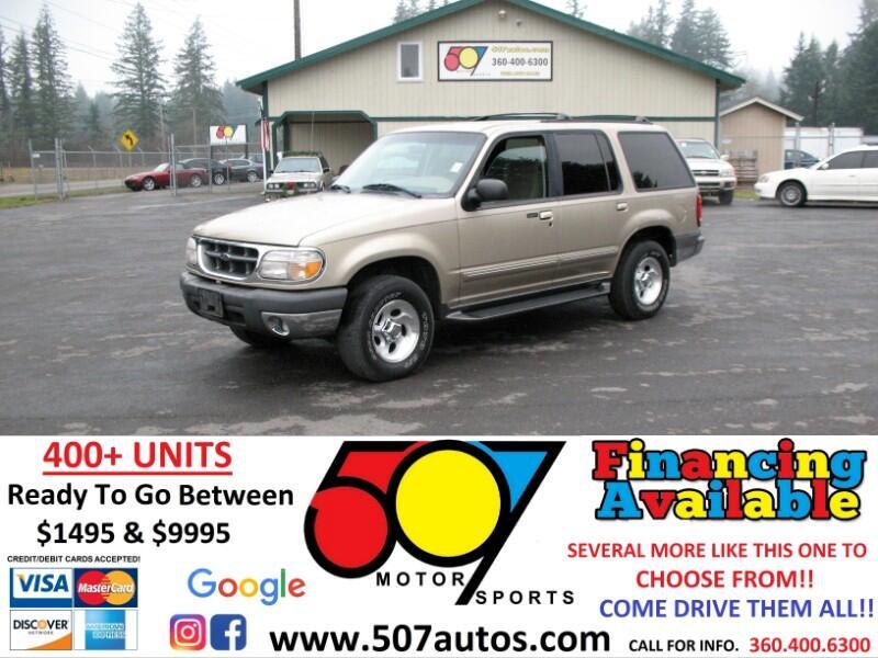 """Ford Explorer 4dr 112"""" WB XLT 4WD 1999"""