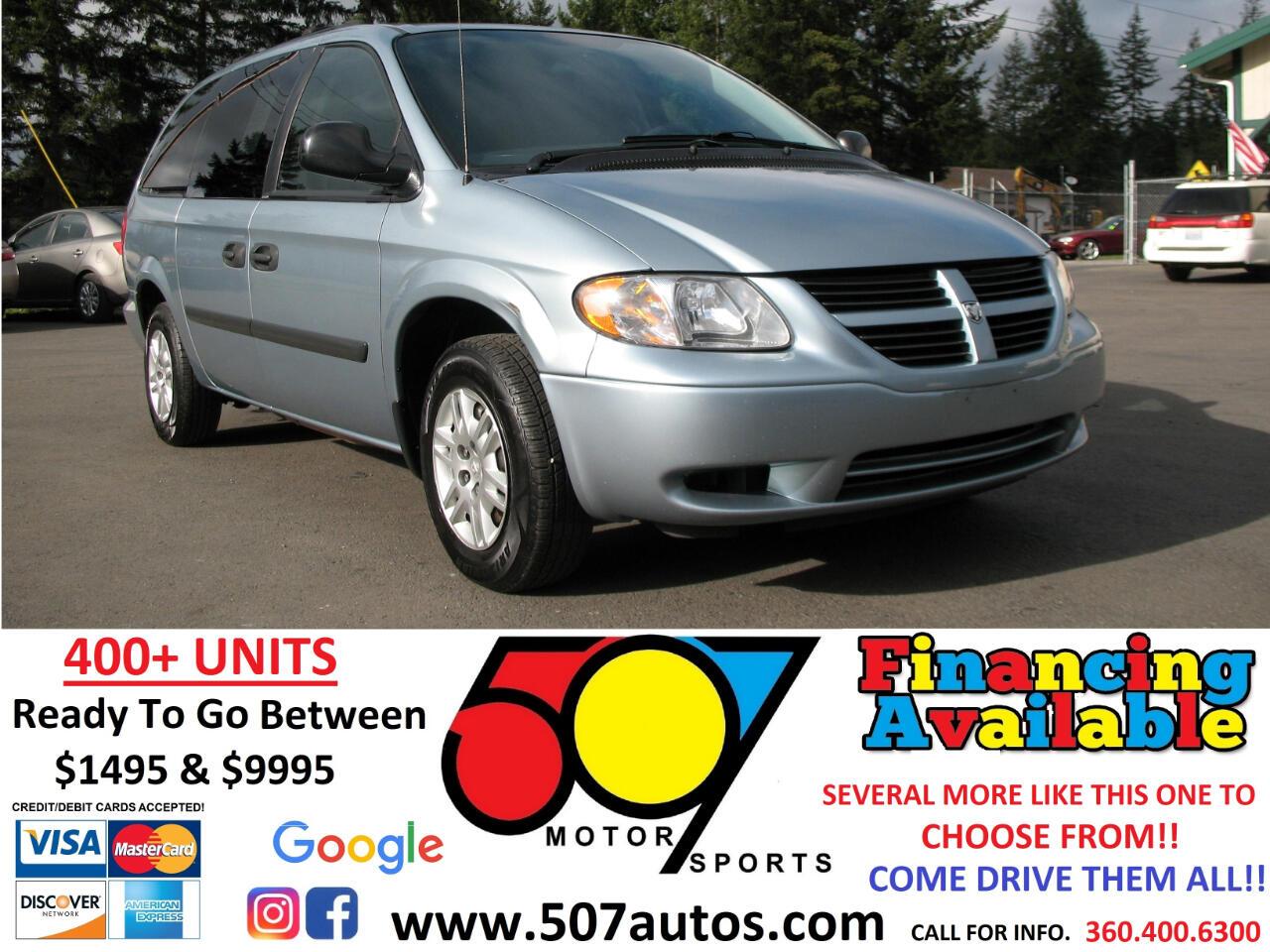 Dodge Caravan 4dr Grand SE 2005