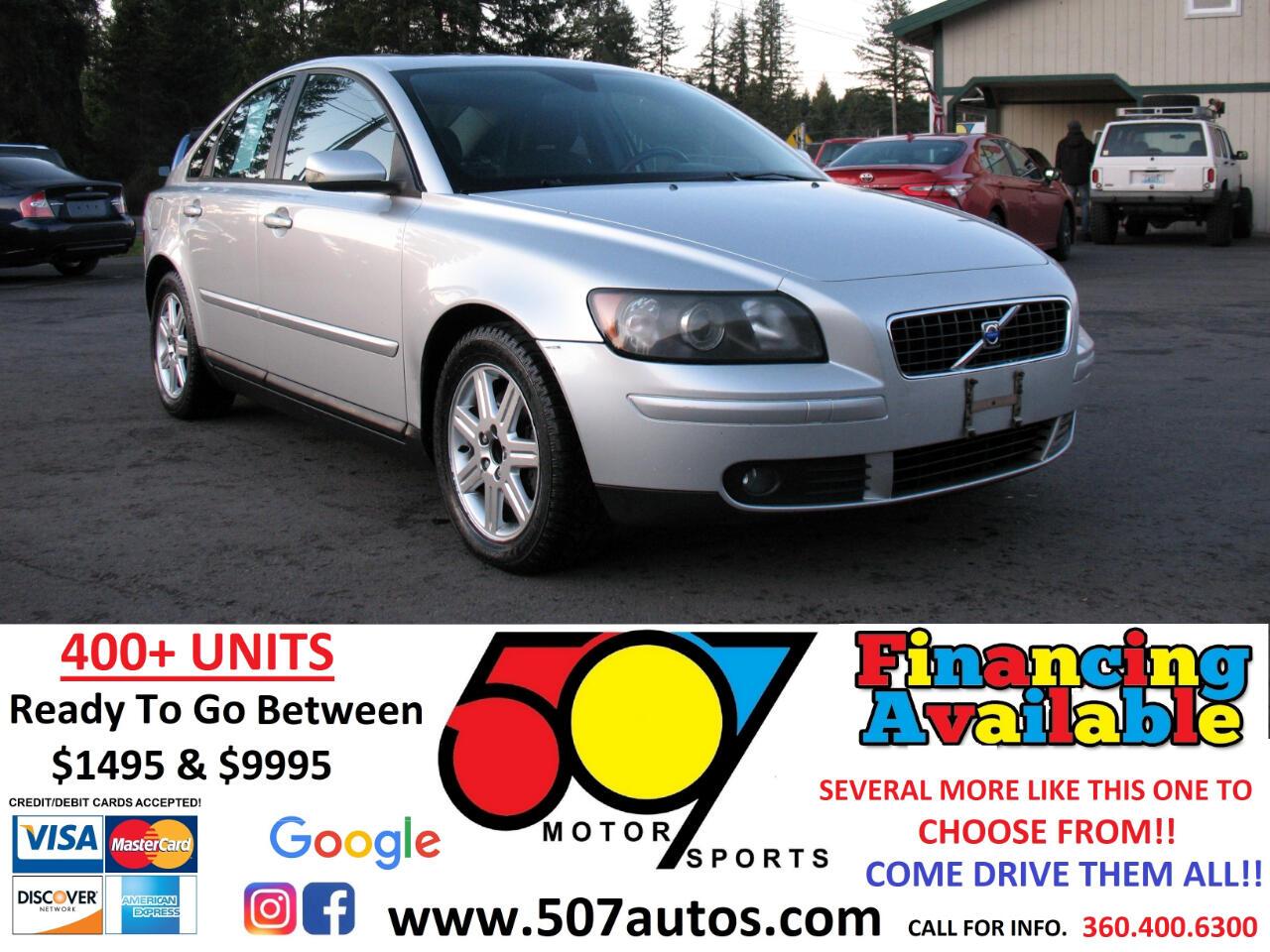 Volvo S40 2004.5 2.4L Auto 2004