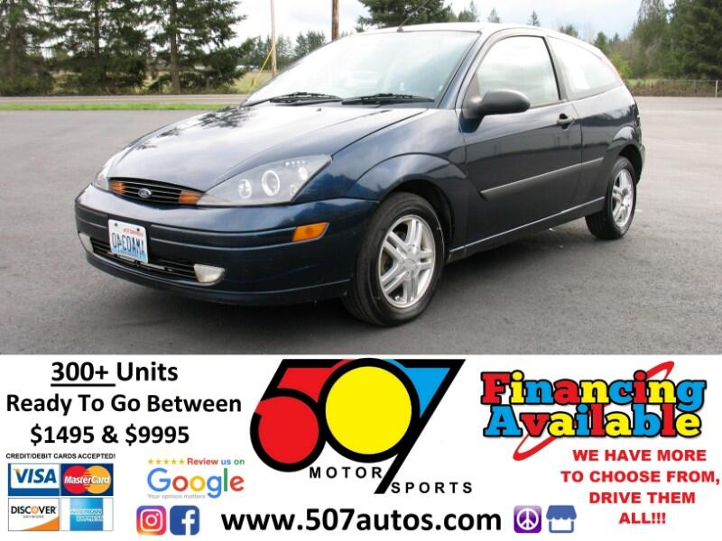 2004 Ford Focus ZX3 Coupe