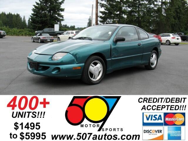 1998 Pontiac Sunfire GT coupe